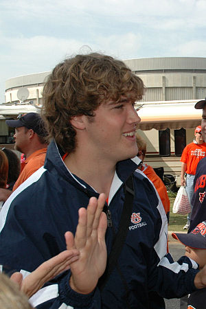 John Vaughn - Vaughn in a 2004 Tiger Walk