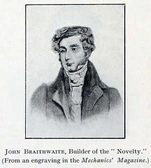 John Braithwaite (engineer) - Image: John Braithwaite
