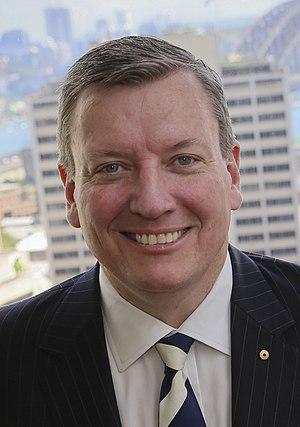 John Brogden (politician) - Image: John Brogden office Sydney