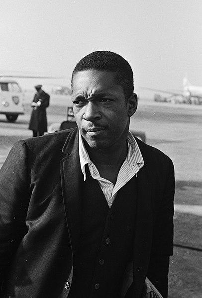 ジョン・コルトレーン(John Coltrane)Wikipediaより。