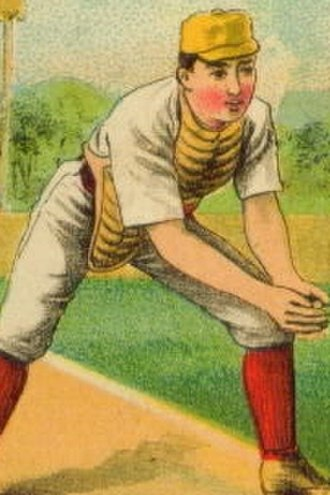 John Crowley (baseball) - Image: John Crowley baseball