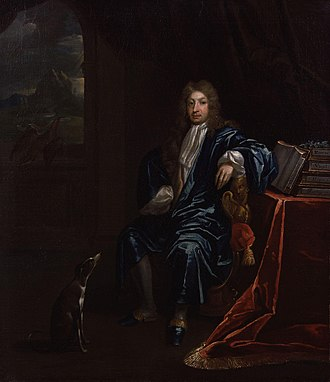John Dryden - Dryden, by James Maubert, c. 1695