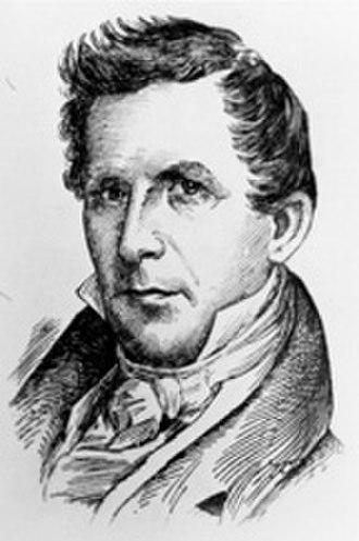 John Eaton (politician) - Eaton as a senator