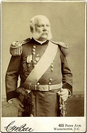 John Schofield - Image: John M Schofield by CM Bell, c 1860s