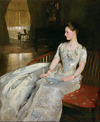 Portrait of Mrs. Cecil Wade
