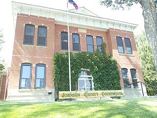 Johnson County, Wyoming U.S. county in Wyoming