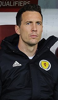 Jon McLaughlin (footballer) Scottish footballer