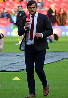 Jon Wilkin GB & England rugby league footballer & Sports broadcaster