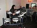 Jonathan Davis of Korn, Queen of the Damned film soundtrack, May 2000.jpg