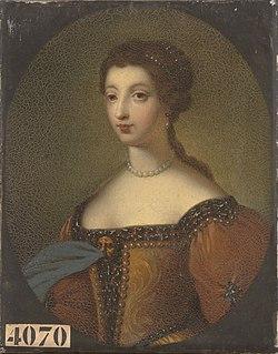 Louise de Bourbon, Duchess of Montpensier