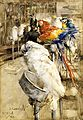Joseph Crawhall - The Aviary Clifton 1888.jpg