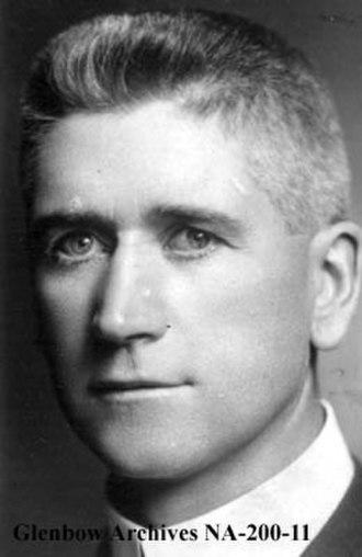 Joseph Driscoll (Canadian politician) - Image: Joseph Driscoll