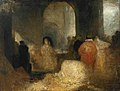 Joseph Mallord William Turner (1775-1851) - Dinner in a Great Room with Figures in Costume - N05502 - National Gallery.jpg