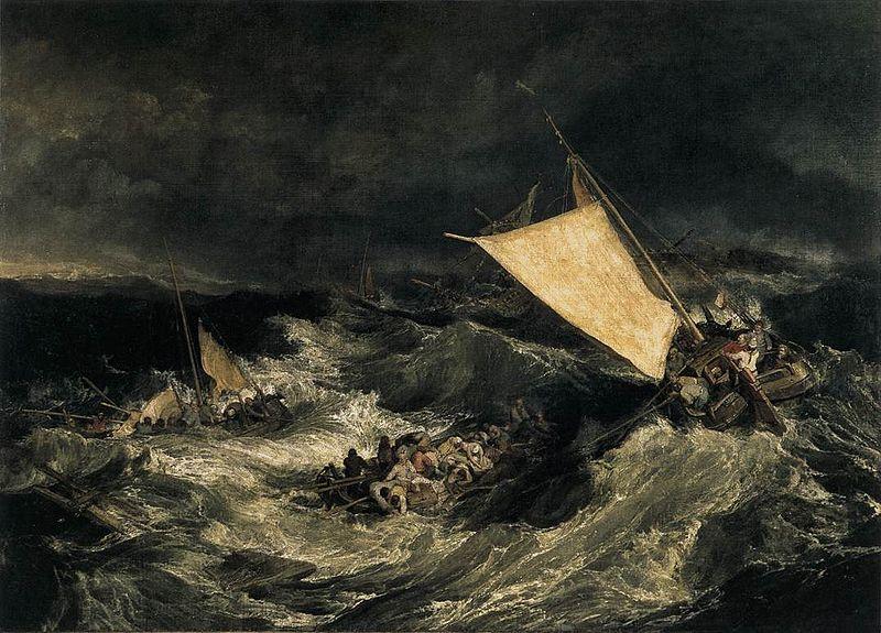File:Joseph Mallord William Turner - The Shipwreck - WGA23165.jpg