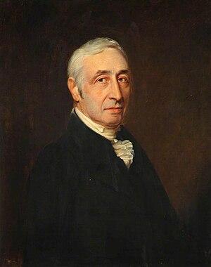 Joseph Tucker (Royal Navy official) - Image: Joseph Tucker portrait