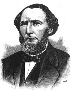 Joseph Walkup - Joseph Walkup, California Lieutenant Governor
