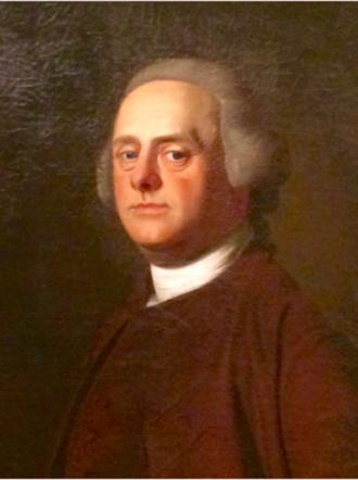 Joseph Gerrish - Judge Joseph Gerrish by John Singleton Copley, Halifax, Nova Scotia