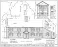 Judge Samuel Holten House - south elevation.png