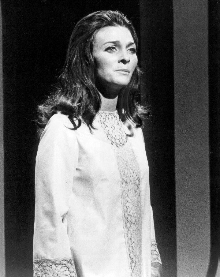 Judy Collins solo performance 1967