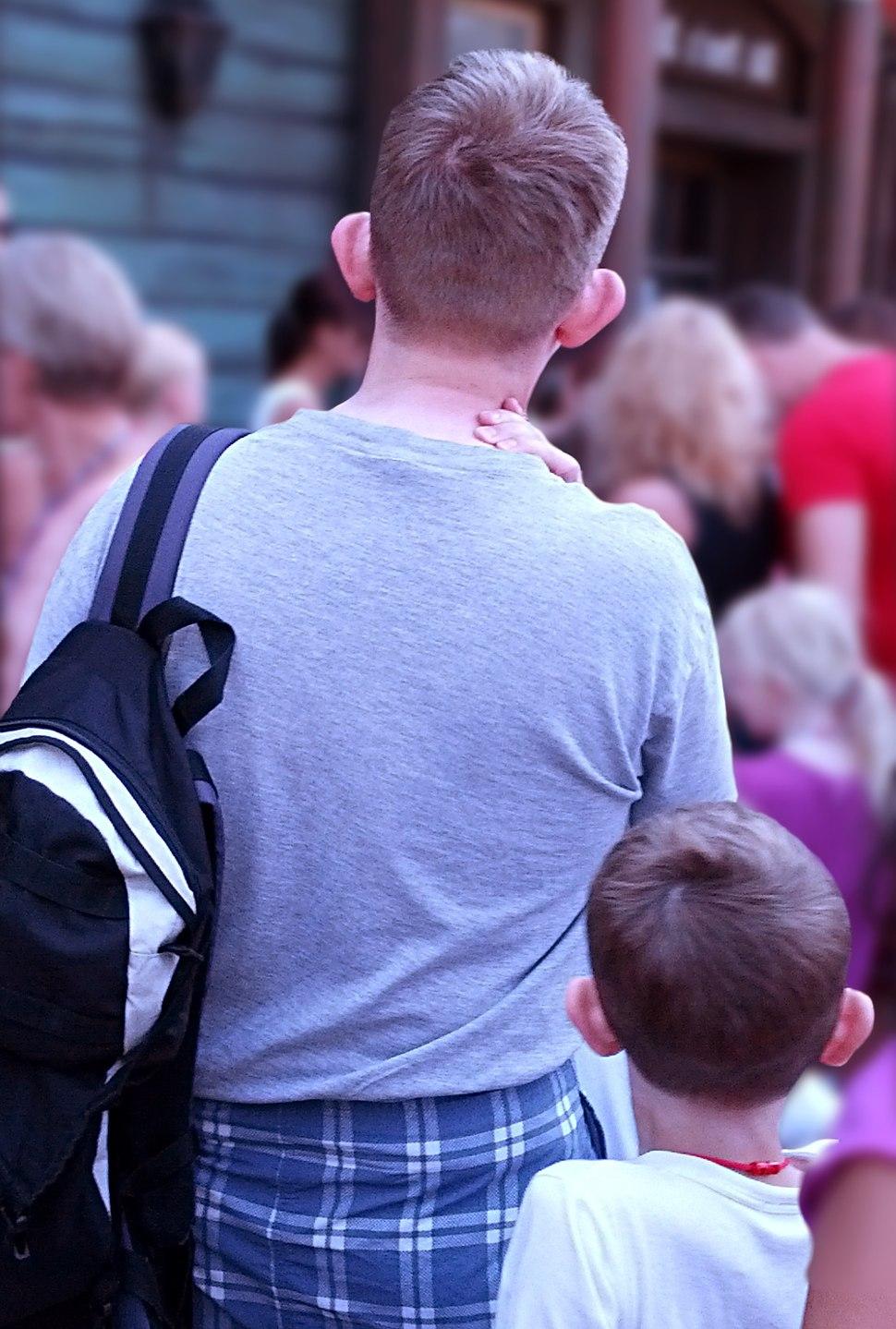 Jug Ear Heredity