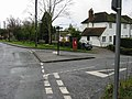 Junction of Link Road with Hackington Road - geograph.org.uk - 748362.jpg