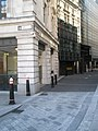 Junction of Old Bailey and Green Arbour Court - geograph.org.uk - 886914.jpg