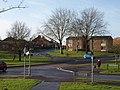 Junctions on Eastwick Road - geograph.org.uk - 1126808.jpg