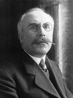 Justin Godart - Justin Godart in 1917