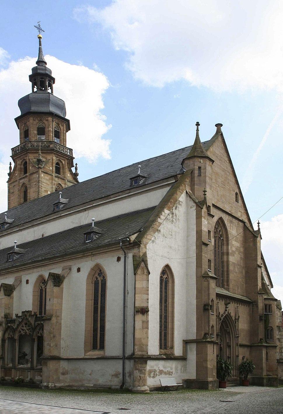 Königshofen-Stadtpfarrkirche
