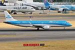 KLM Cityhopper, PH-EXV, Embraer ERJ-190STD (44355259652).jpg