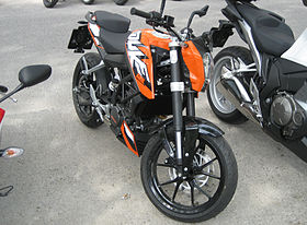 ktm 125 duke wikip dia. Black Bedroom Furniture Sets. Home Design Ideas
