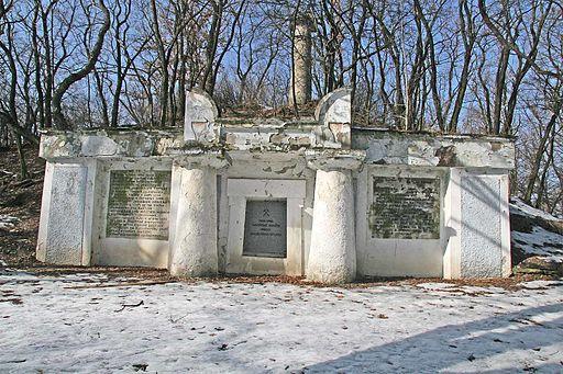 Kańk - památník hornických bouří roku 1496