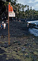 Kaimu Black Sand Hawaii 1959.JPG
