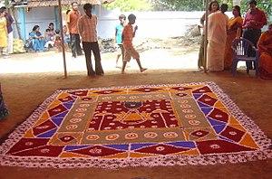 Chittur-Thathamangalam - Andayil temple