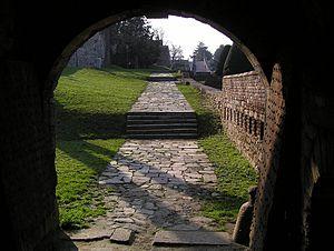 Kalemegdan path