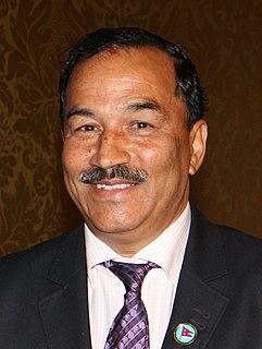 Kamal Thapa Nepalese politician