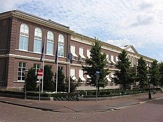 Leiden Law School - Kamerlingh Onnes Building, the Law School's home since 2004