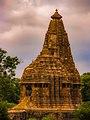 Kandariya Mahadev temple -Khajuraho -Madhya Pradesh -IMG 0434.jpg