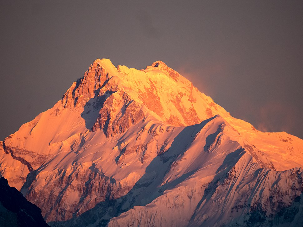 Kangchenjunga-from-Gangtok