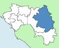Kankan Region Guinea locator.png