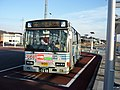 Kantetsu Green Bus 1853G at Ogawa Station Bus Terminal.jpg