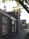 foto van Woningblok met dienstwoningen, voormalig kantoor en werkplaats
