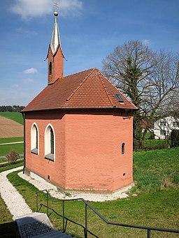 Rehbach in Gammelsdorf