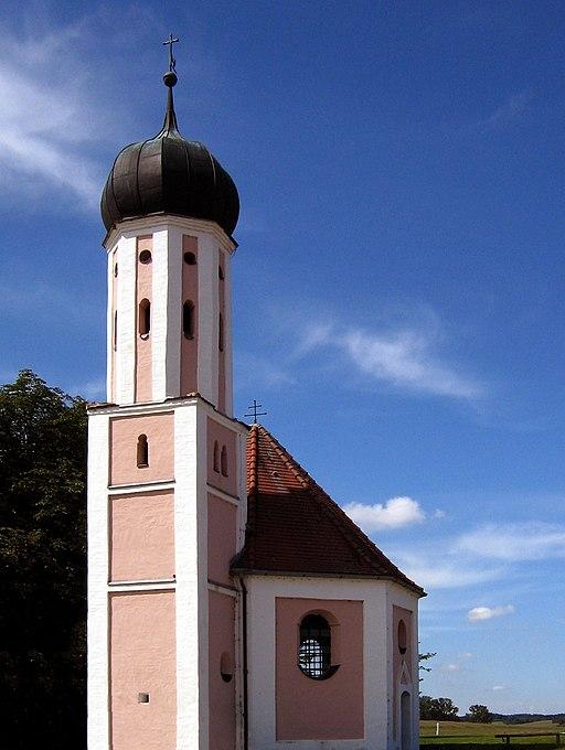 Kapelle St Salvator Adelzhausen