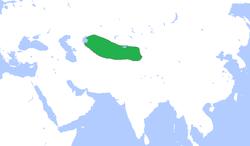 Kara Khanid Khanate, c.  1000