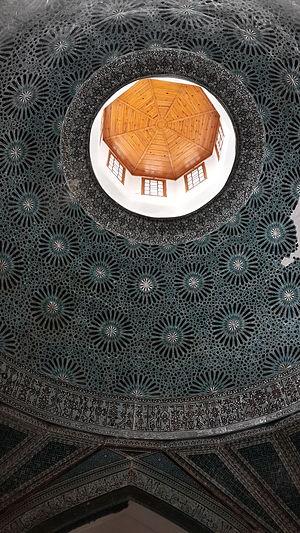 Karatay Madrasa, Konya - Image: Karatay medresesi
