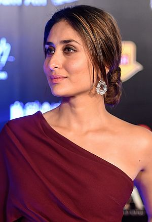 Kareena Kapoor - Kapoor at the TOIFA Awards in 2016