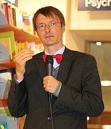 Karl Lauterbach Politiker 1963 Wikipedia