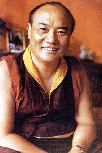 Rangjung Rigpe Dorje, 16th Karmapa - Image: Karmapa 16 3 gross