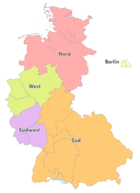 196263 2 oberliga wikivisually 1 map of the five german oberligas and east germany in 1963 sciox Choice Image